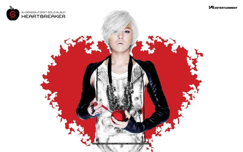 지드래곤 G Dragon Heartbreaker